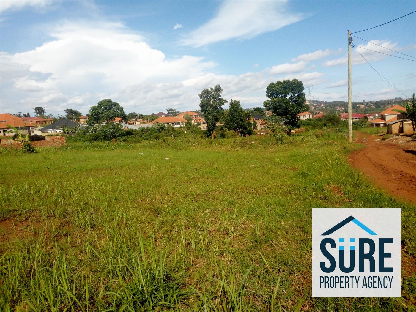 Residential Land for sale in Kiraka Wakiso