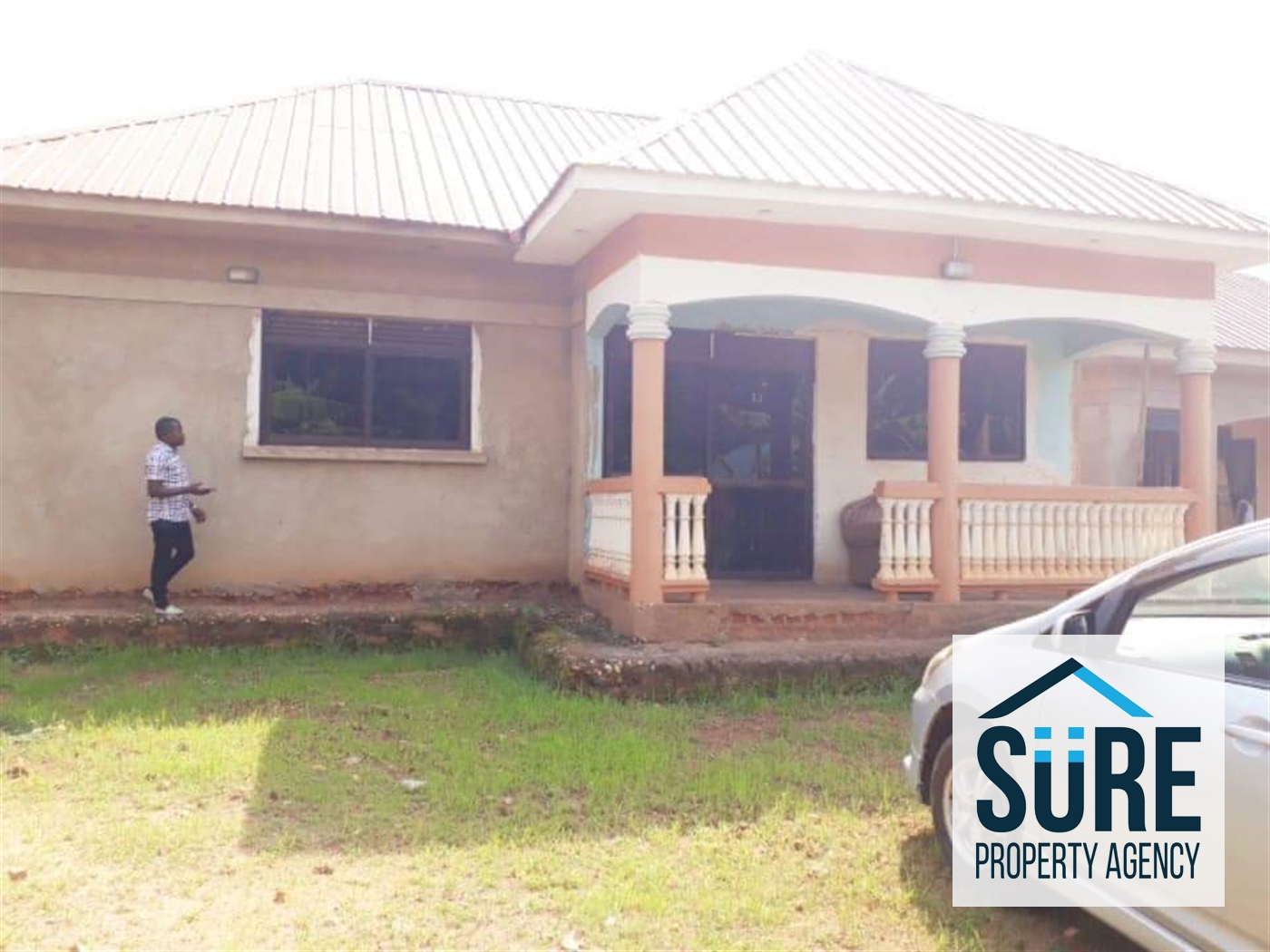 Bungalow for sale in Walukubu Jinja