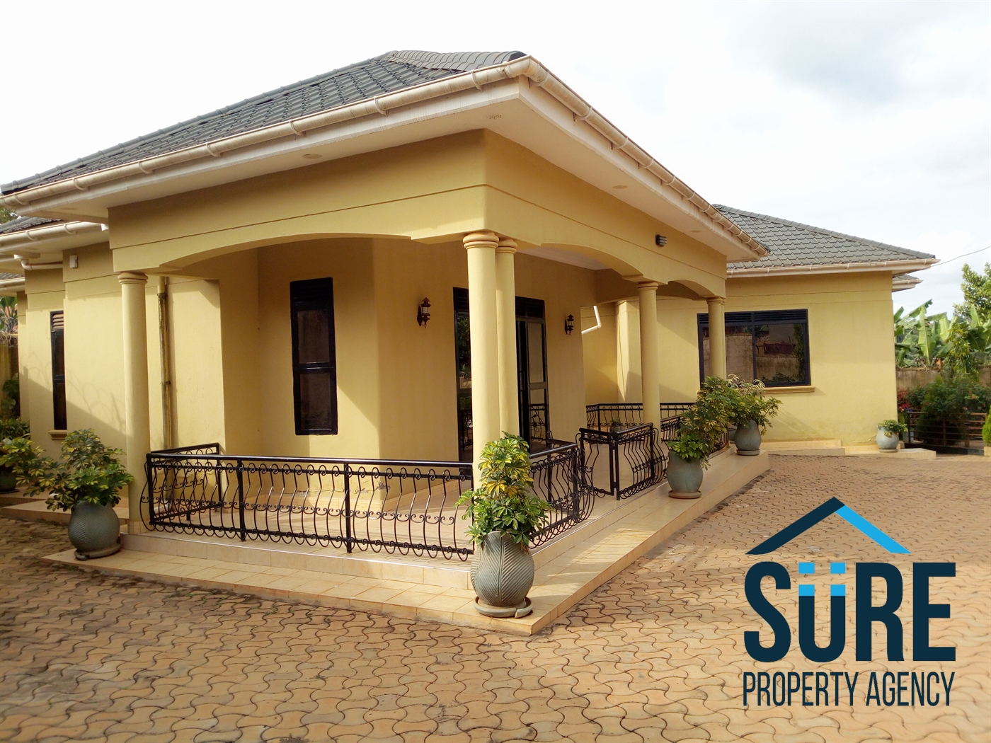 Bungalow for rent in Buwate Wakiso