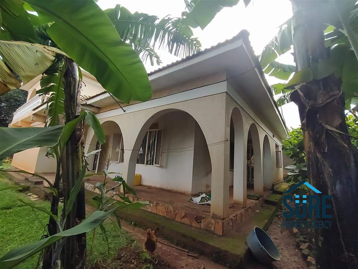 Mansion for sale in Bweyogrere Wakiso