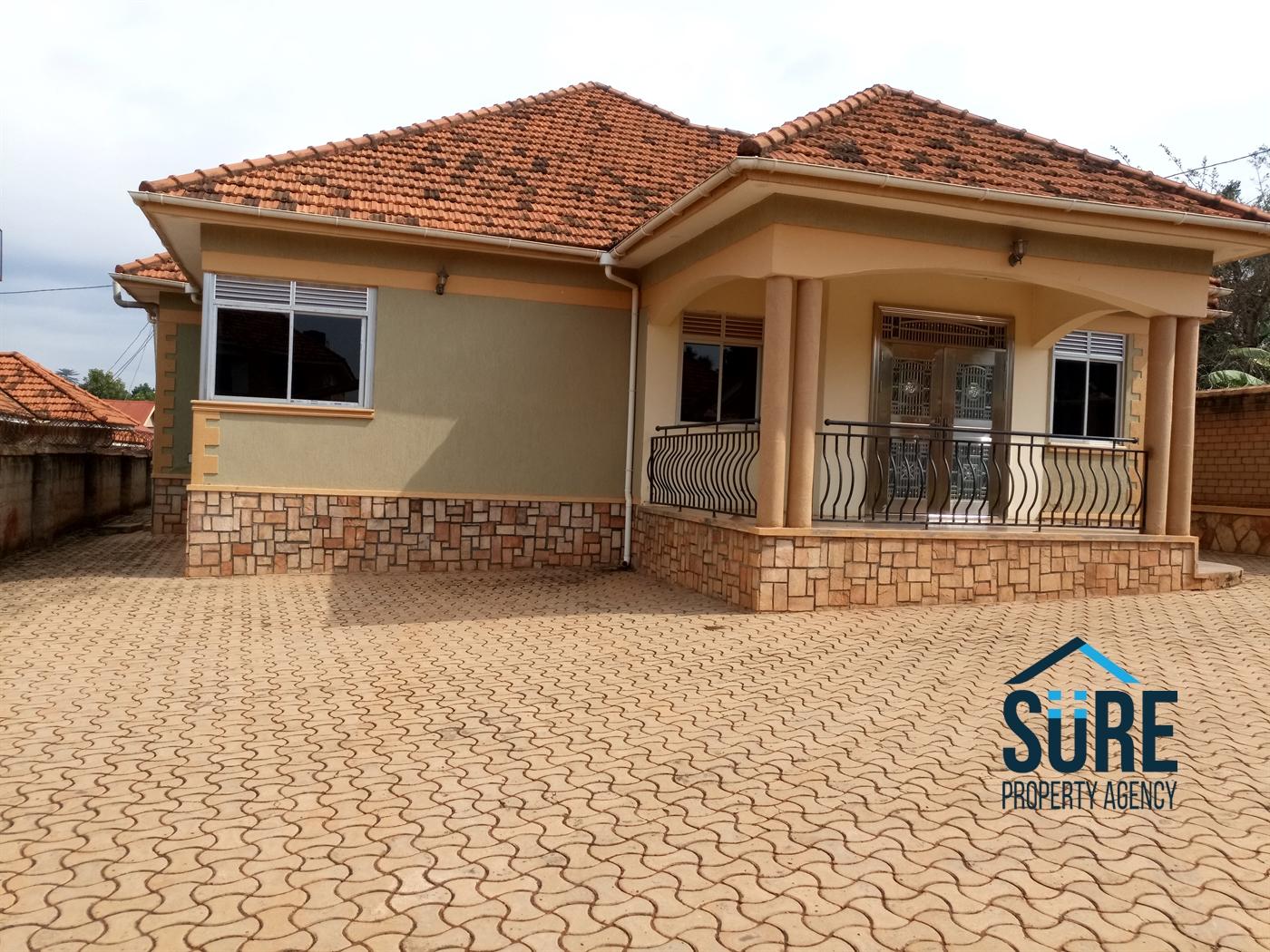 Bungalow for rent in Najjera Wakiso