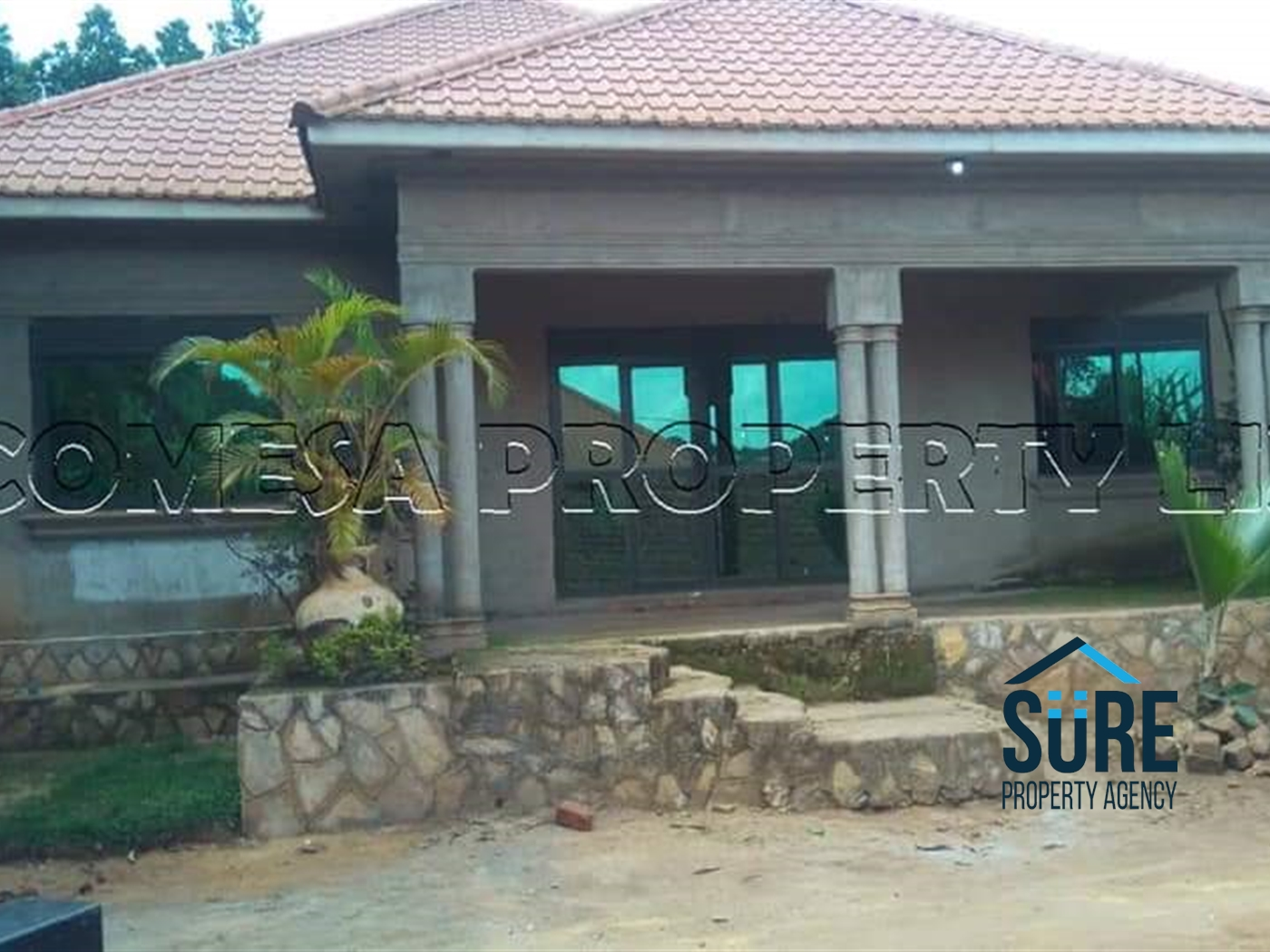 Bungalow for sale in Kazinga Wakiso