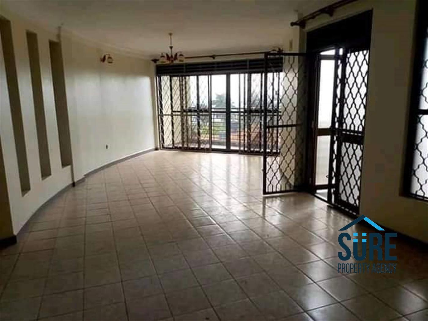 Apartment for rent in Kisugu Kampala