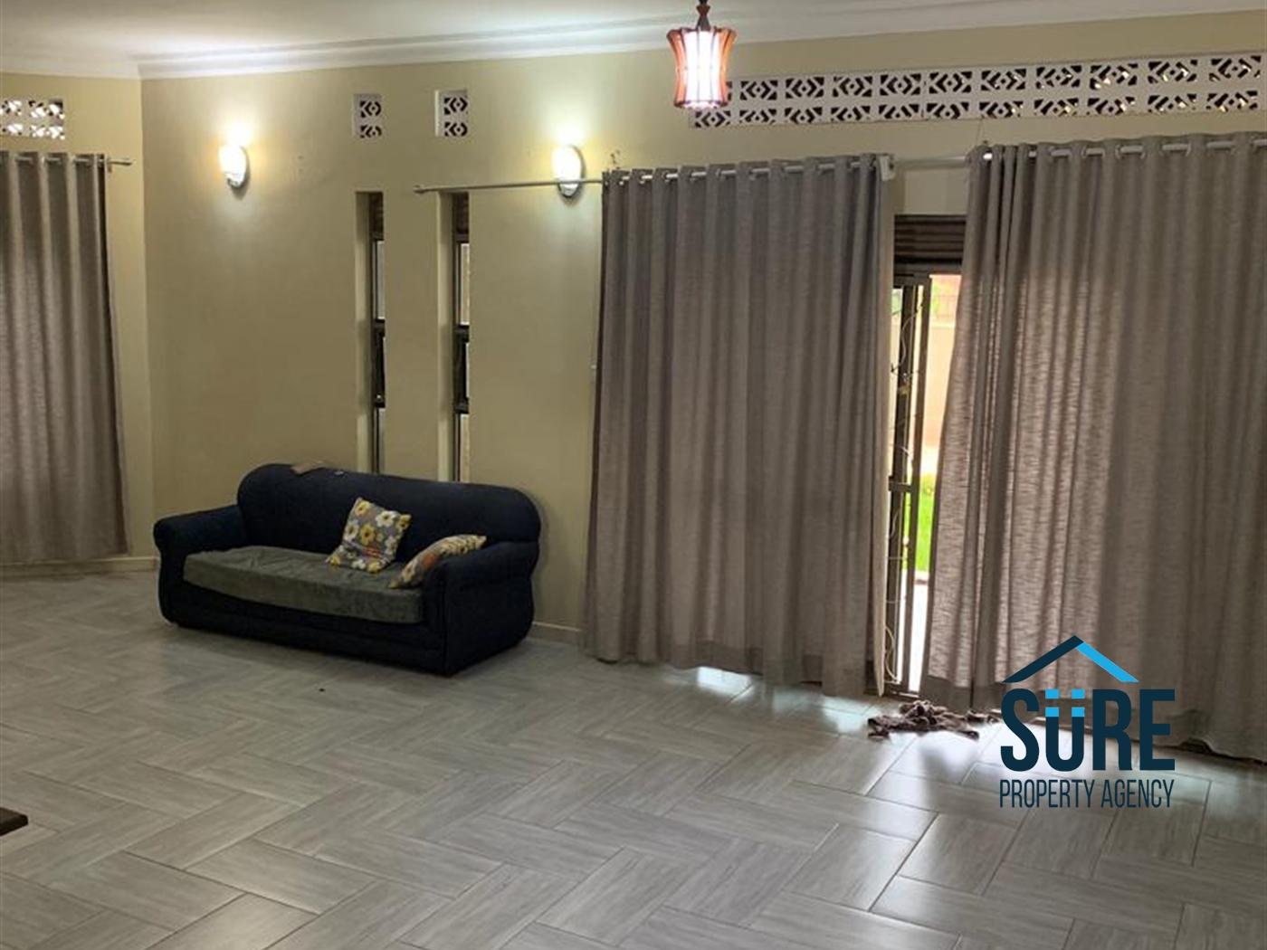 Bungalow for rent in Gayaza Wakiso