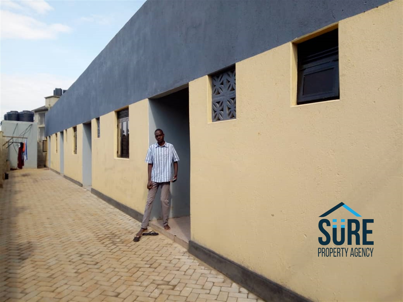 Semi Detached for rent in Buwate Wakiso