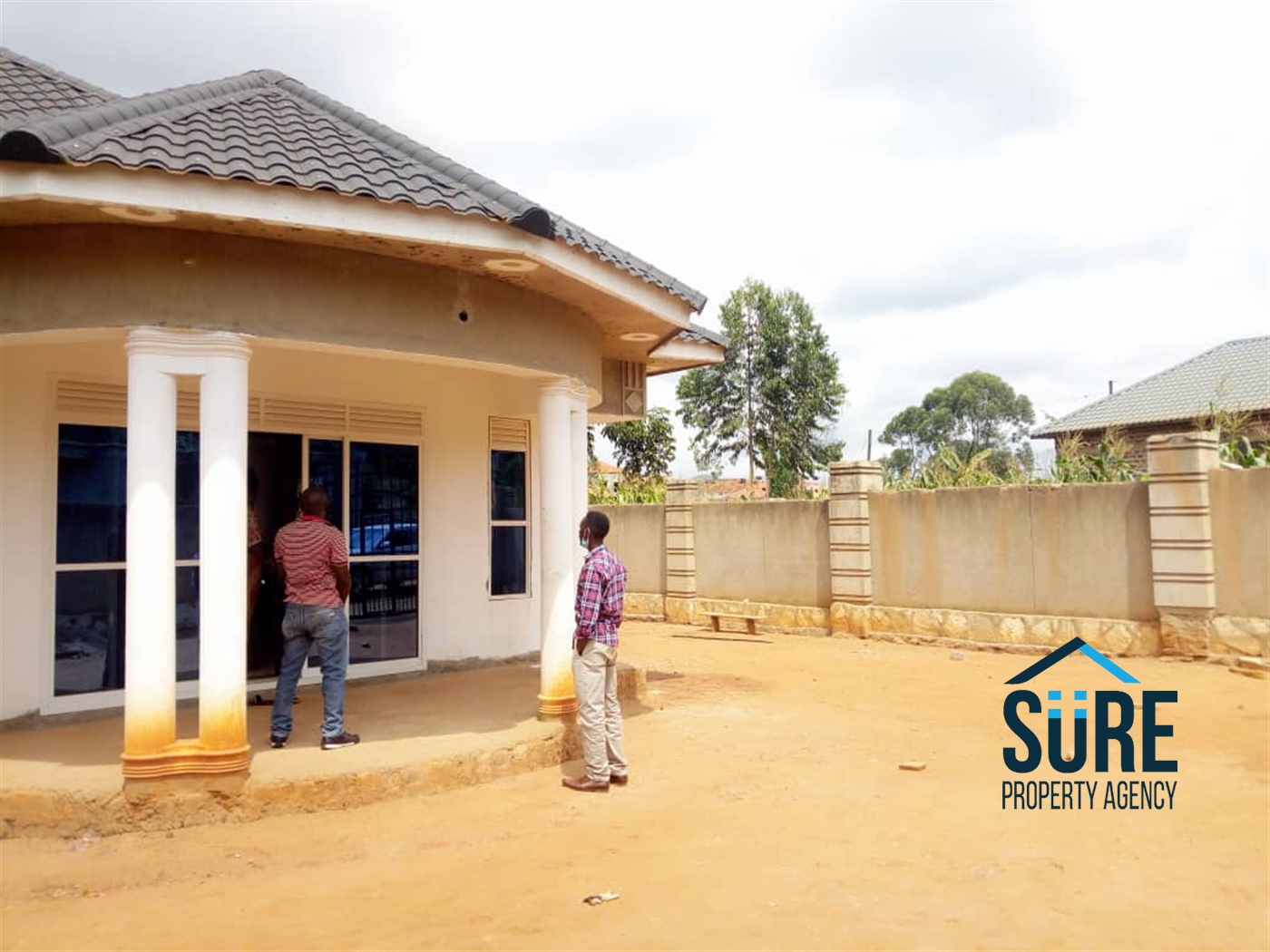 Bungalow for sale in Buwate Wakiso