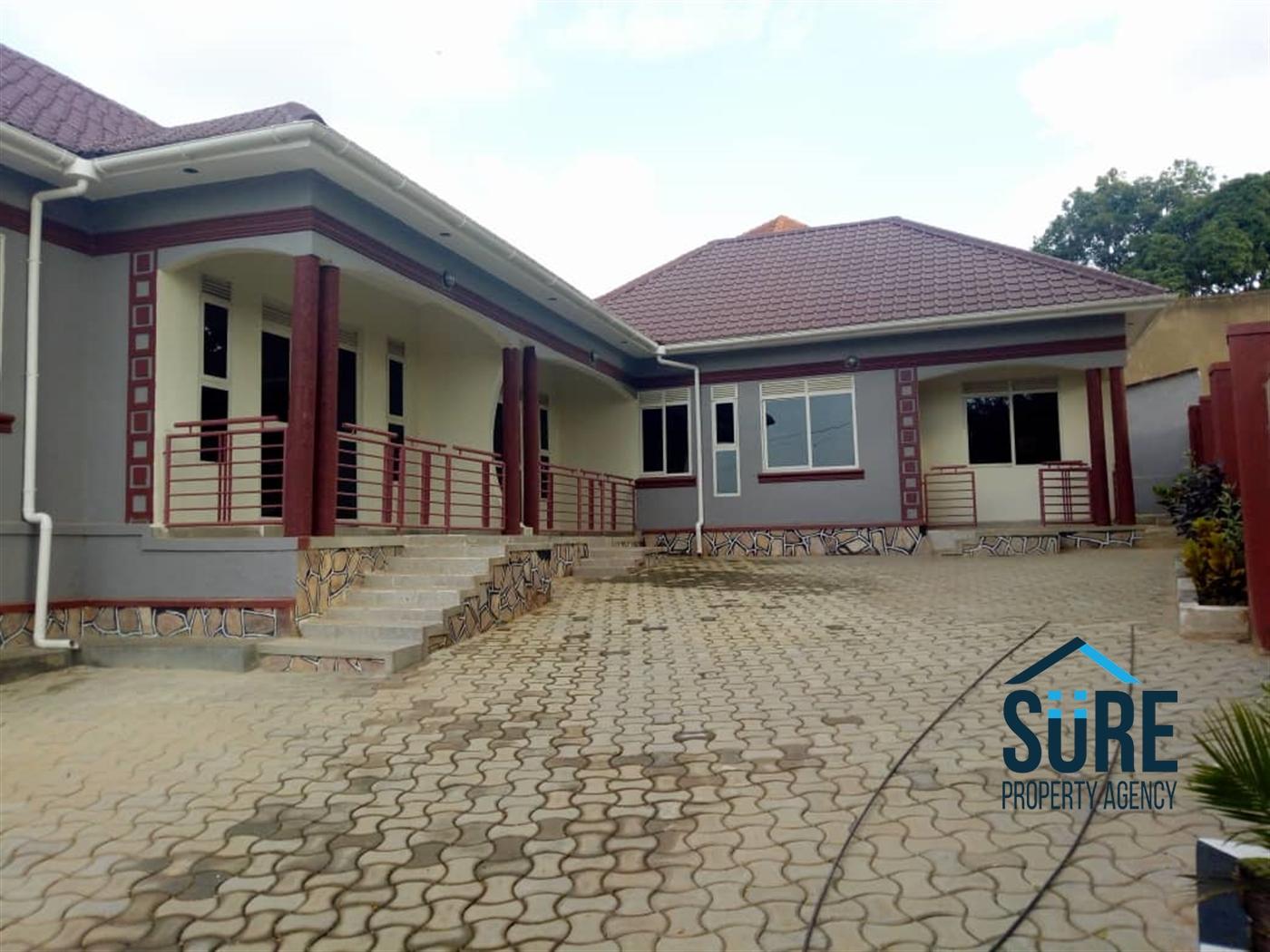 Semi Detached for rent in Kyanja Kampala