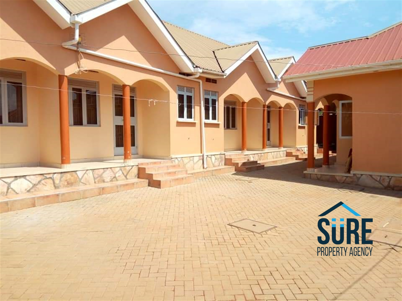 Semi Detached for rent in Namugongo Wakiso