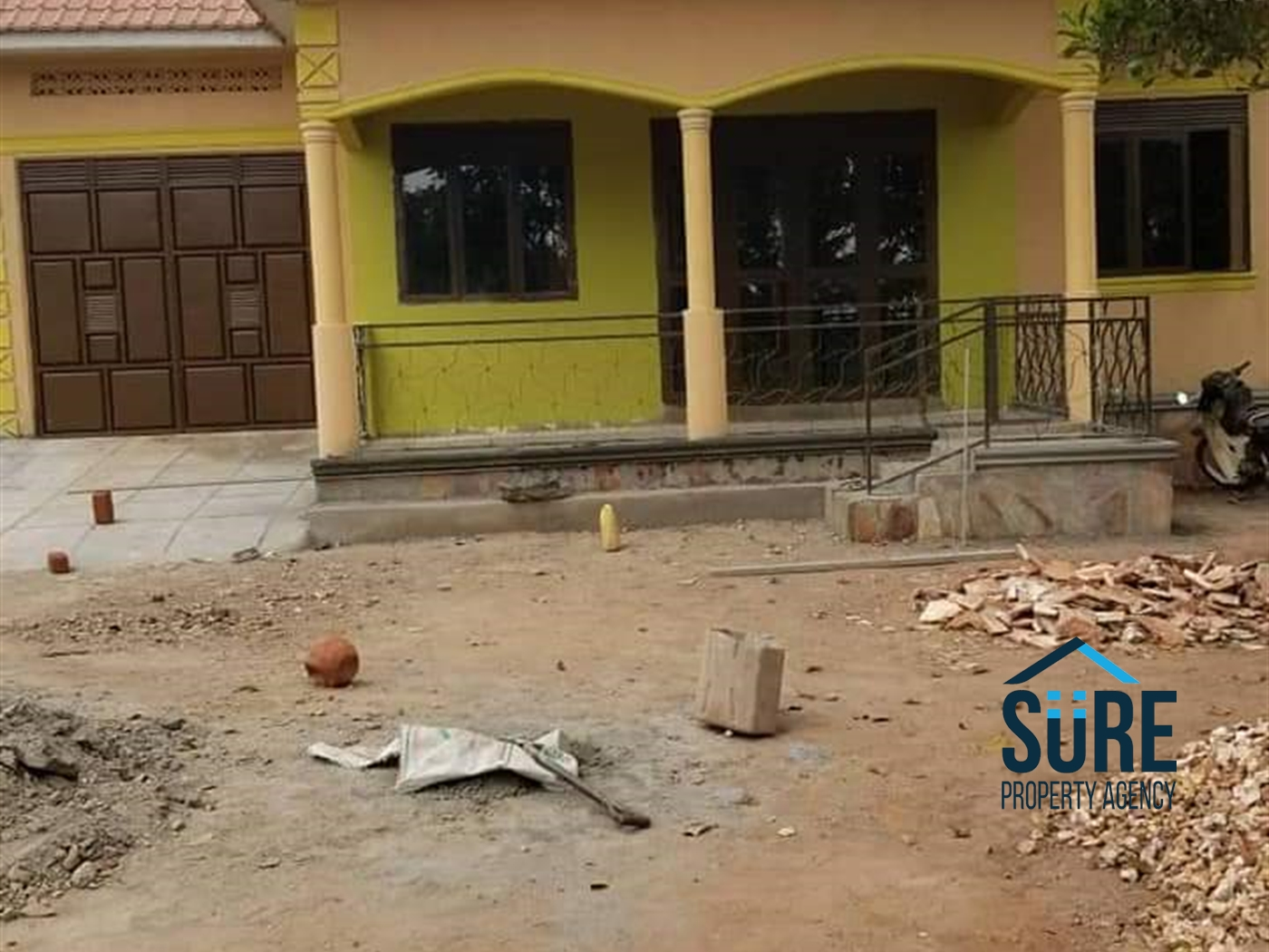 Bungalow for sale in Katende Wakiso