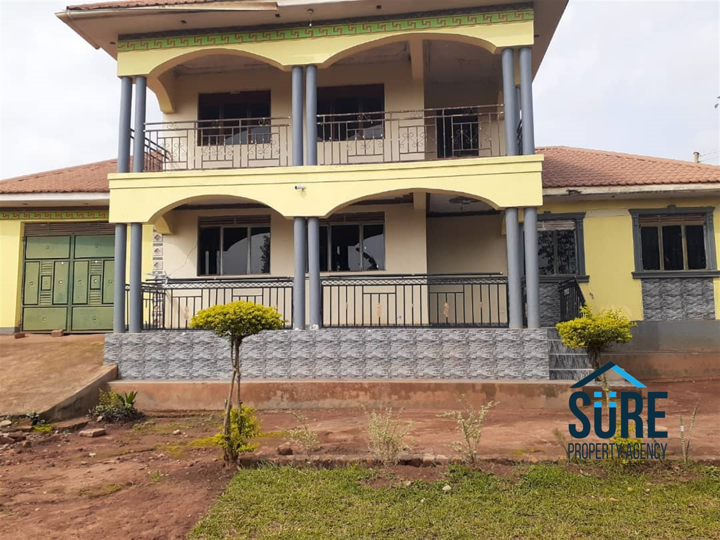 Mansion for sale in Kawanda Wakiso