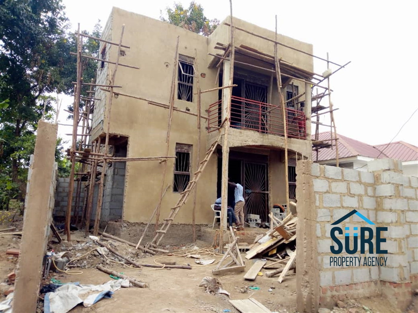 Mansion for sale in Bulindo Wakiso