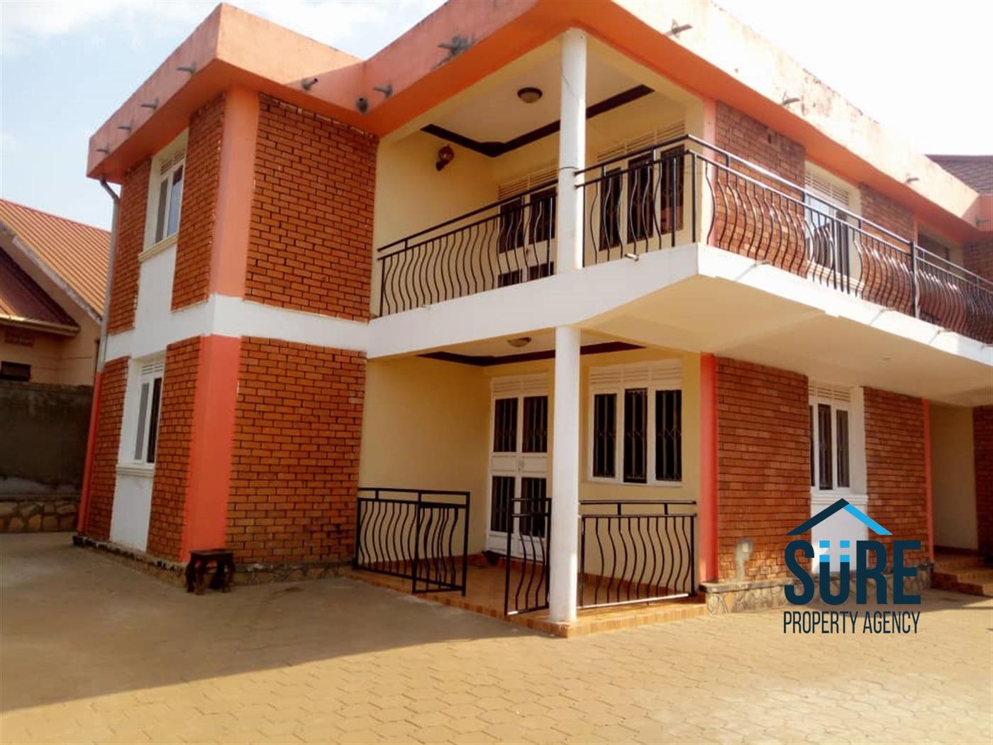 Apartment for rent in Kiwatuule Kampala