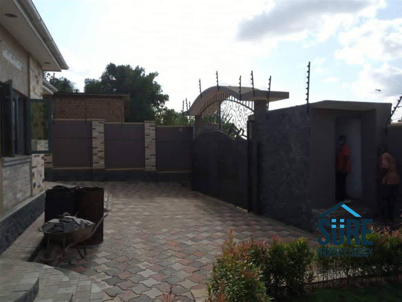 Bungalow for sale in Kyengera Kampala