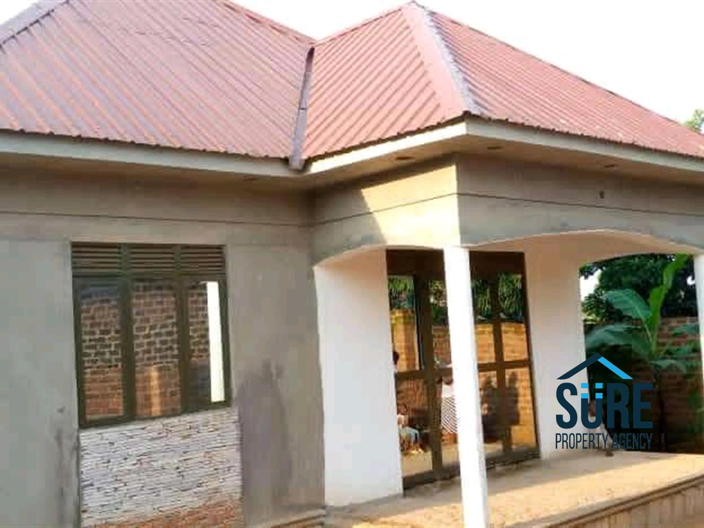 Bungalow for sale in Nkuba Wakiso