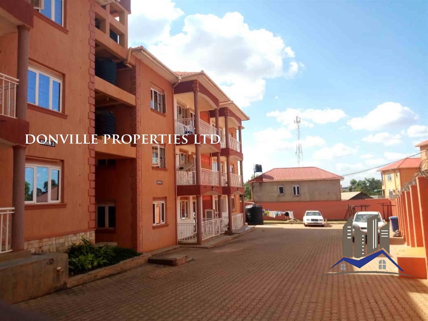Apartment for rent in Kirinya Kampala