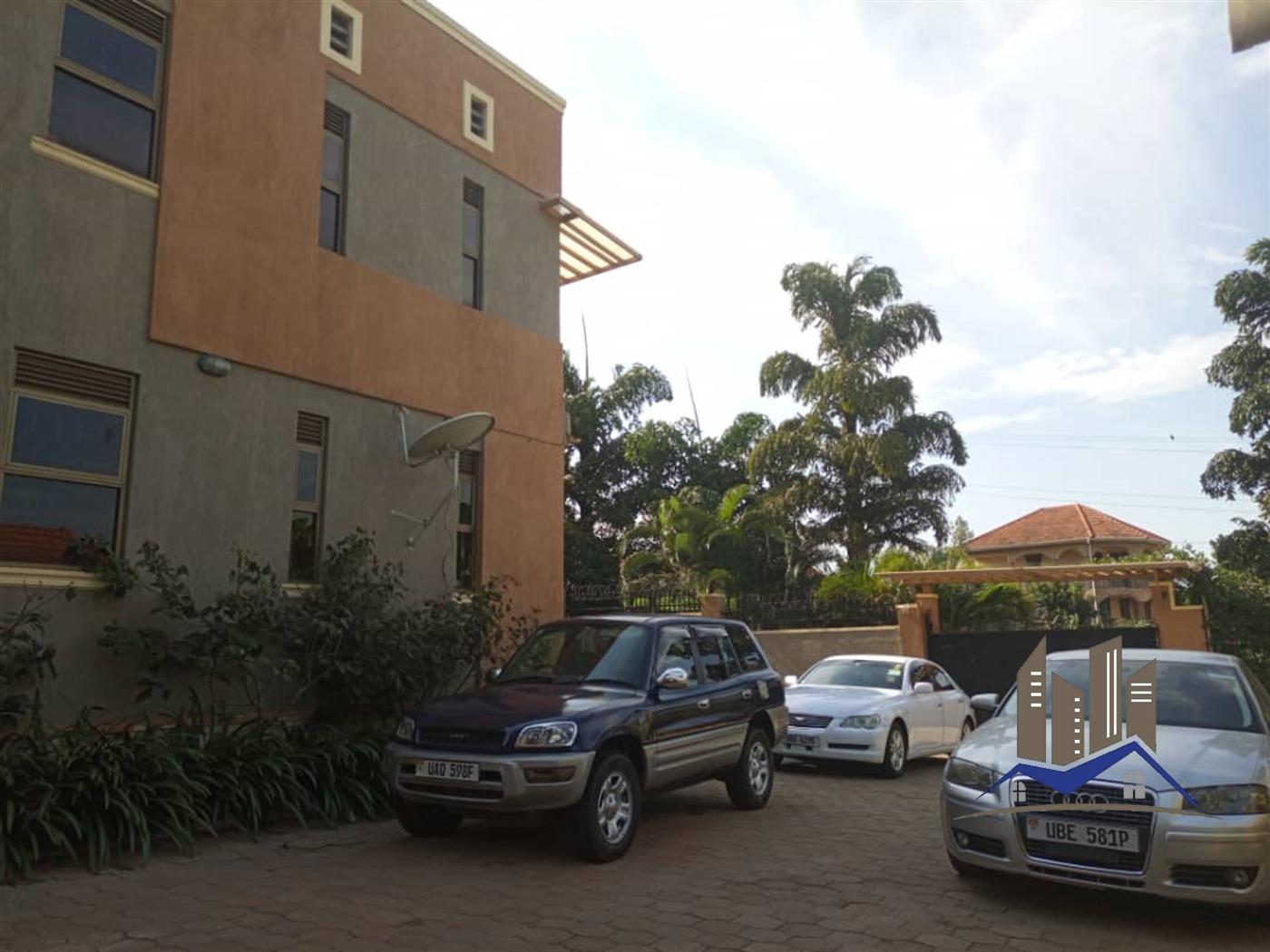 Apartment for rent in Butabika Kampala