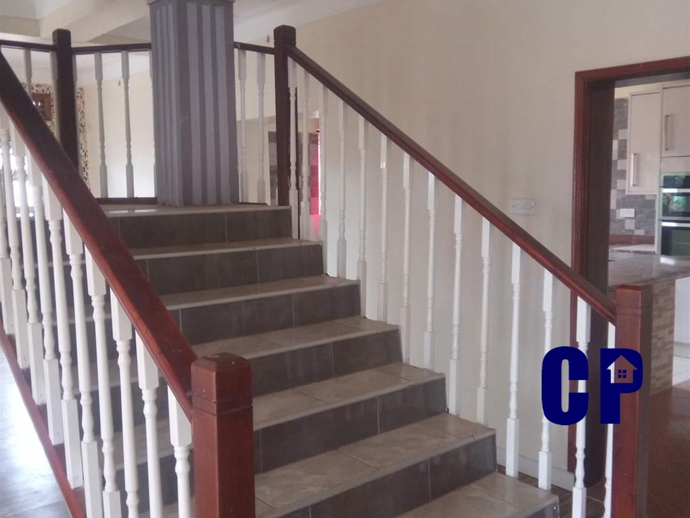 Villa for rent in Bukasa Kampala