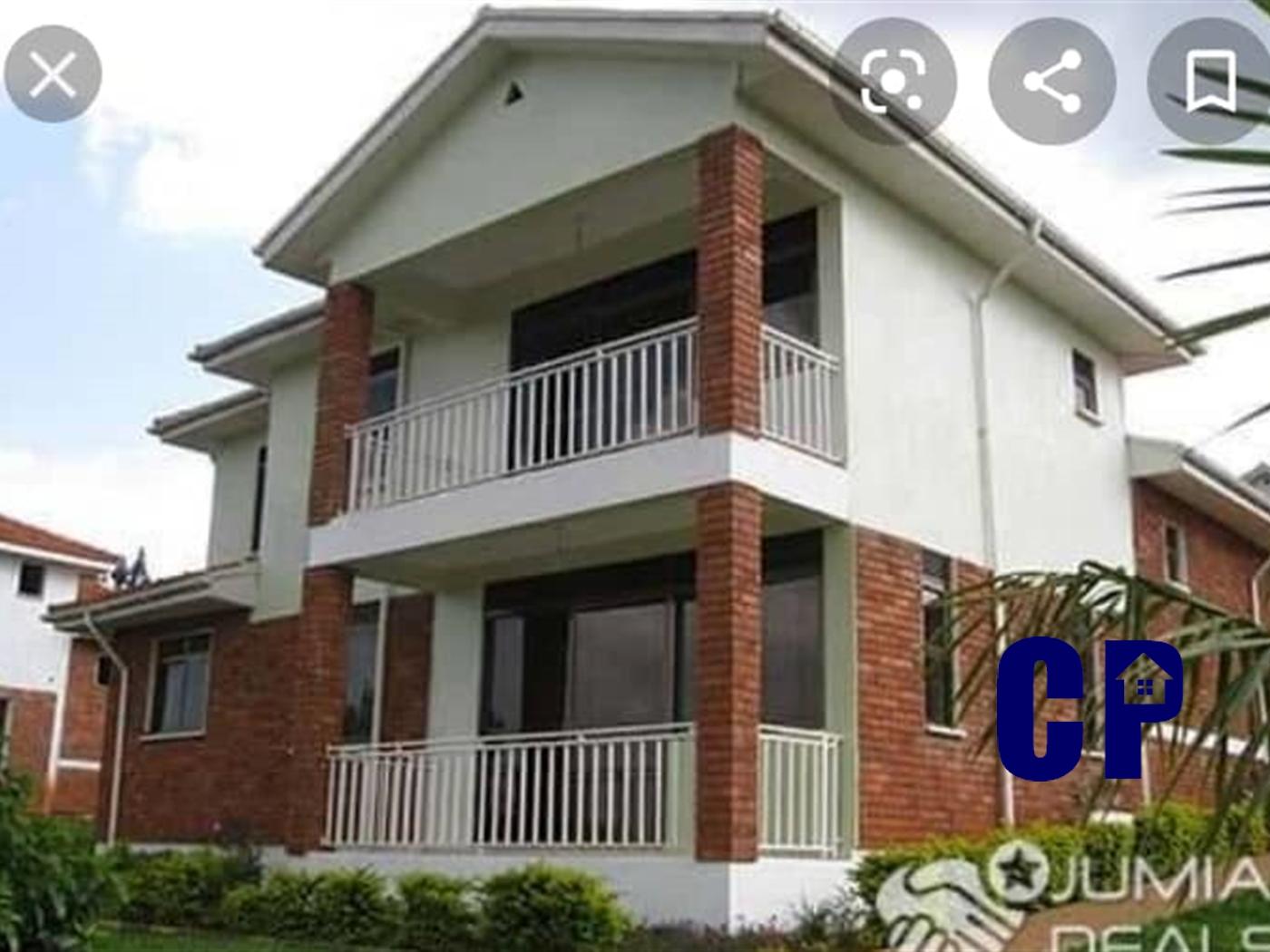 Storyed house for rent in Kitende Wakiso