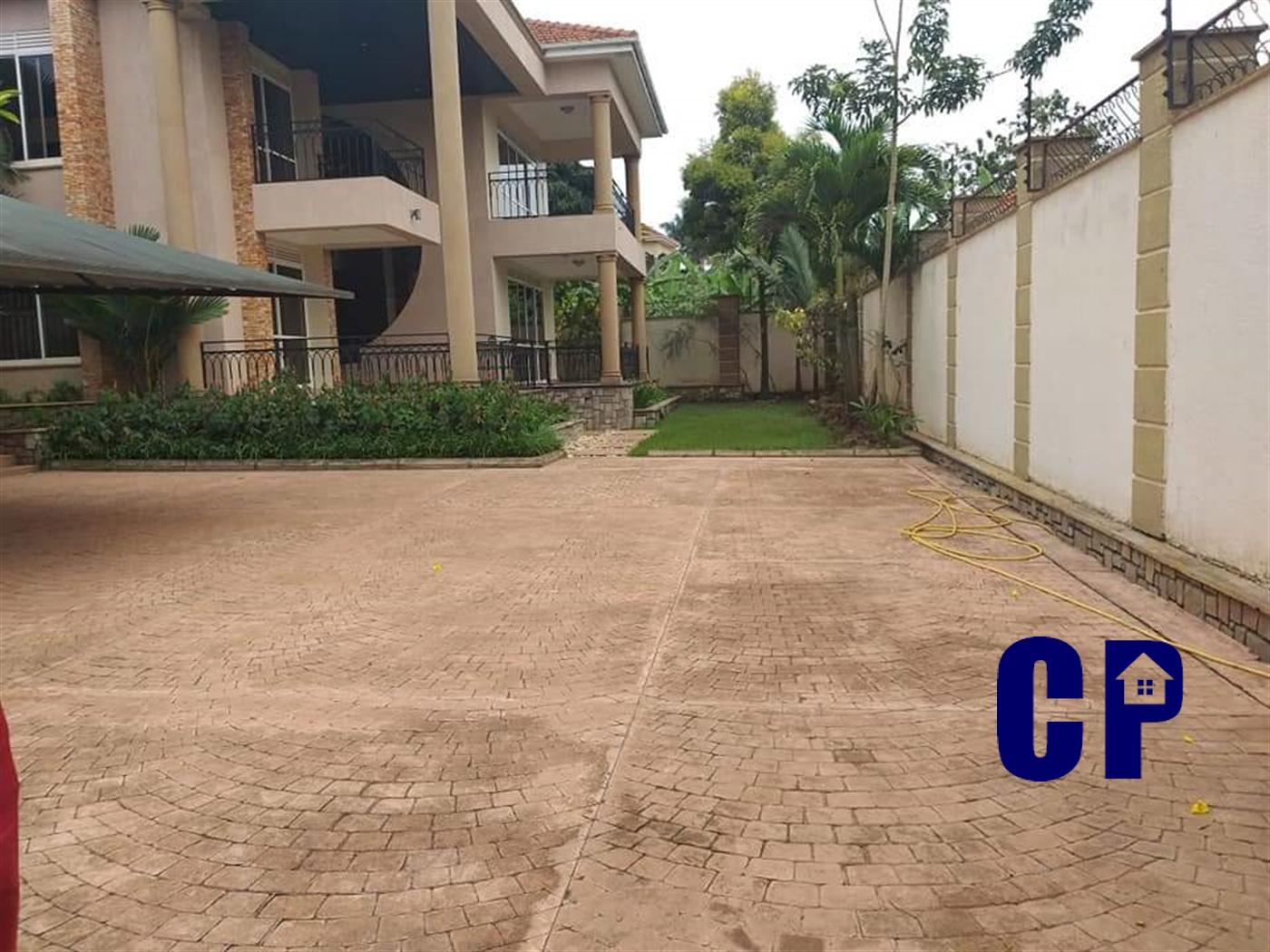 Storyed house for rent in Munyonyo Kampala