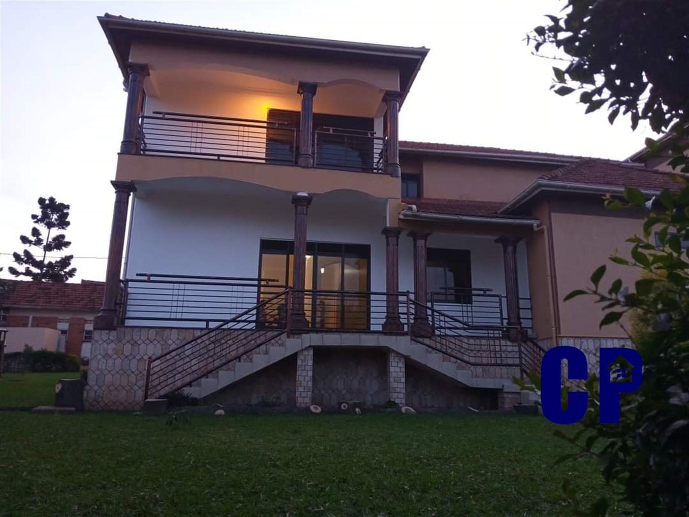 Storyed house for rent in Kyebando Kampala