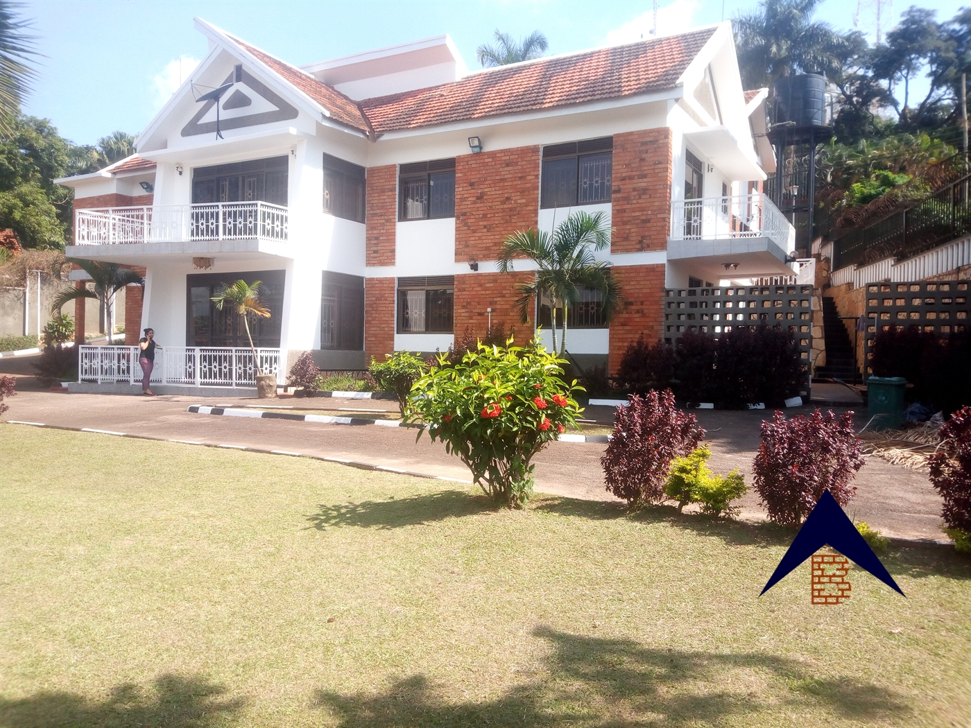 Mansion for rent in Nagulu Kampala