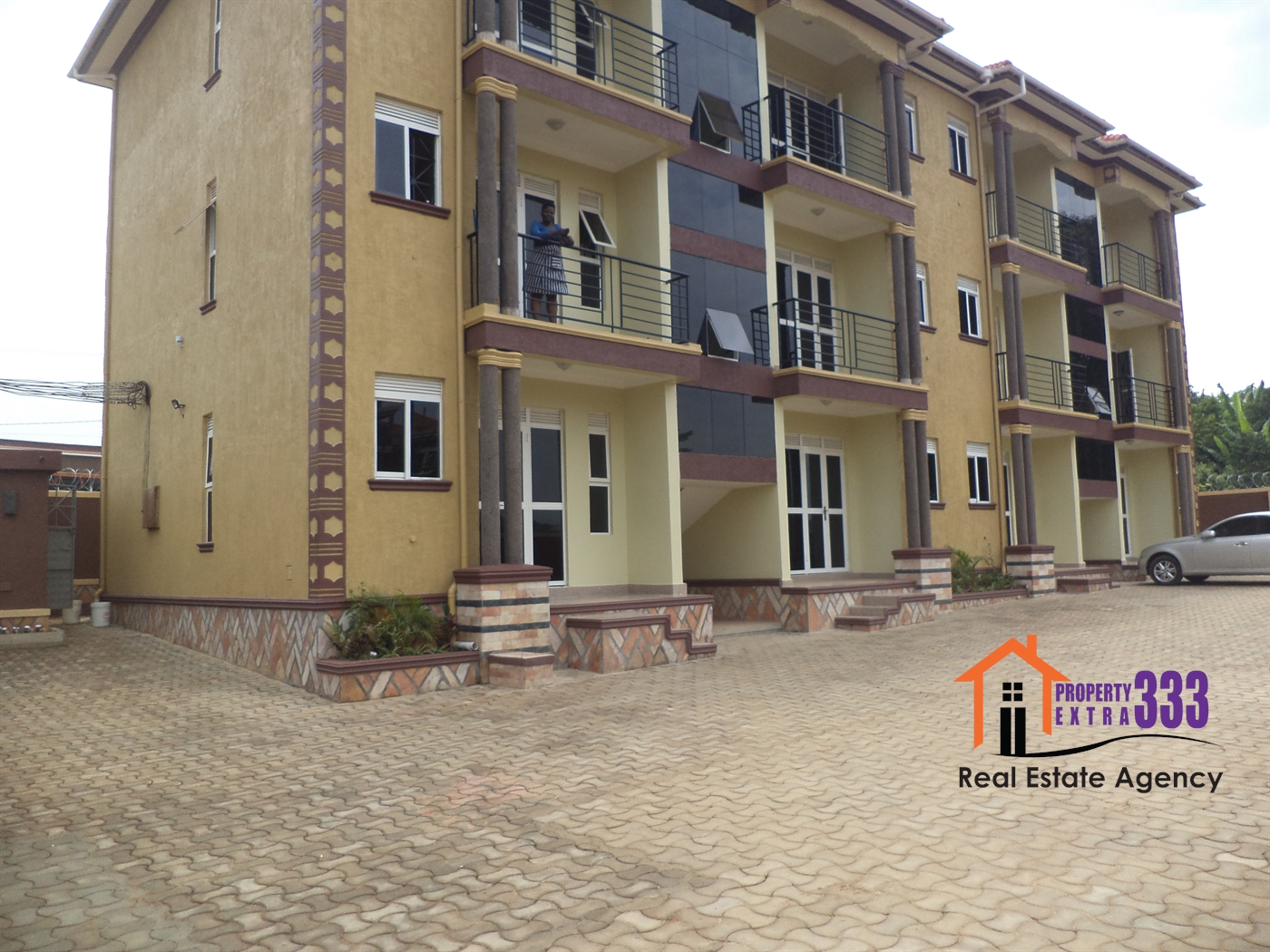 Apartment block for sale in Kyanja Kampala