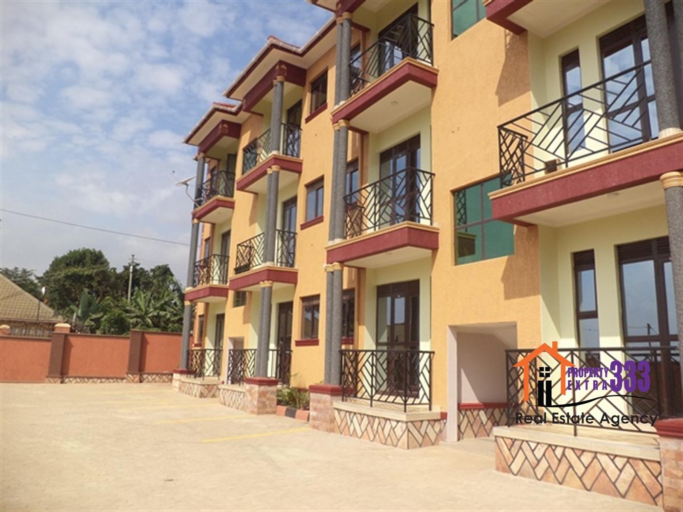 Apartment block for sale in Kyanja Kampala