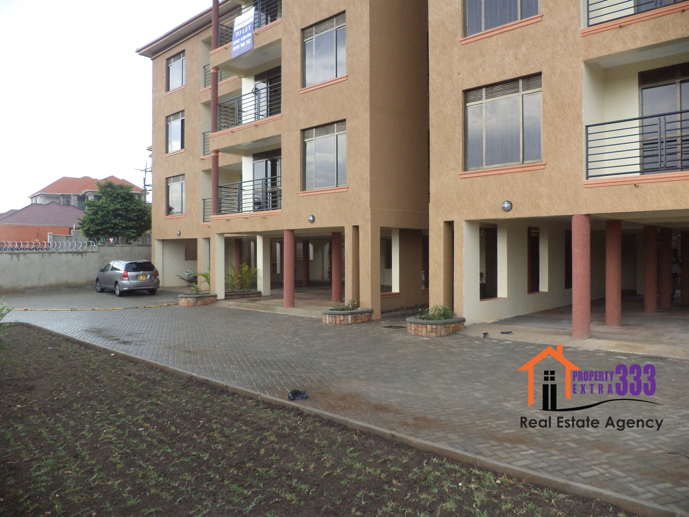 Apartment for rent in Kulambbiro Kampala