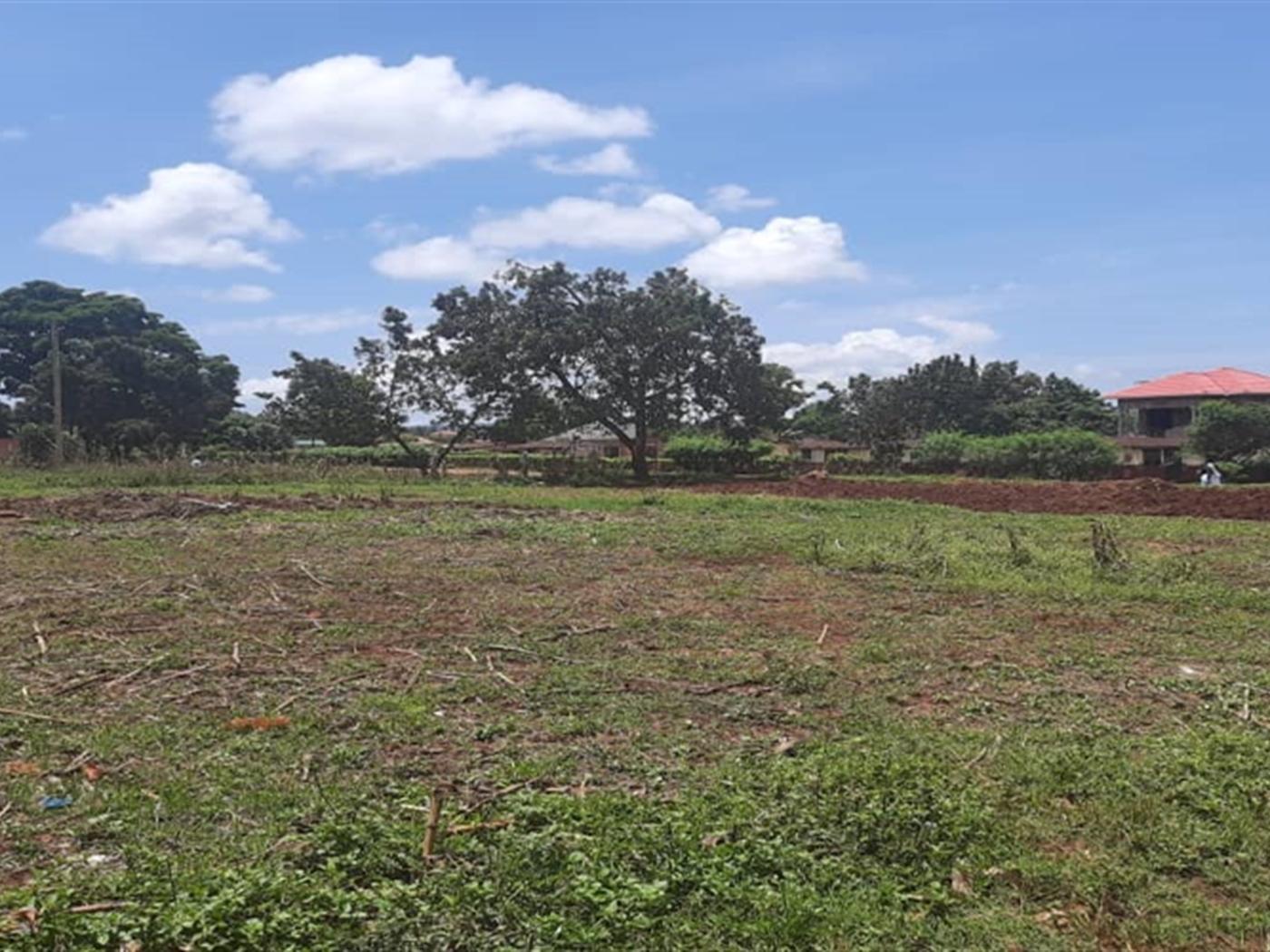 Residential Land for sale in Walukuba Jinja