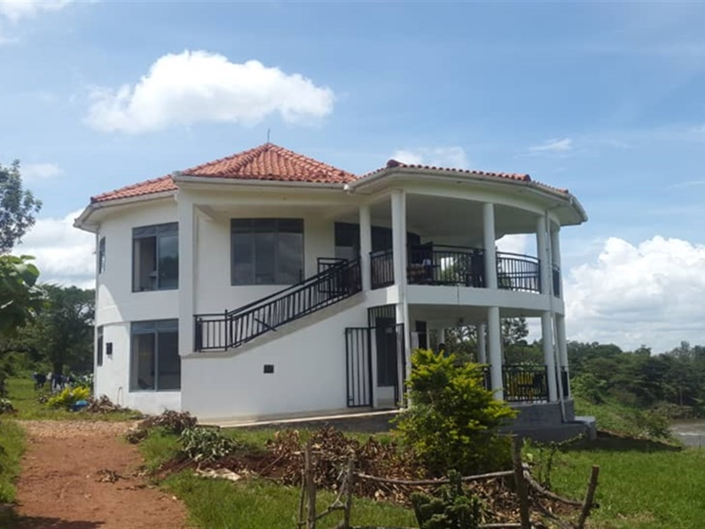 Storyed house for rent in Bujagali Jinja