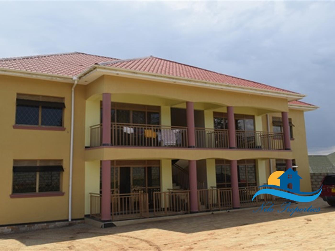 Apartment for rent in Walukuba Jinja