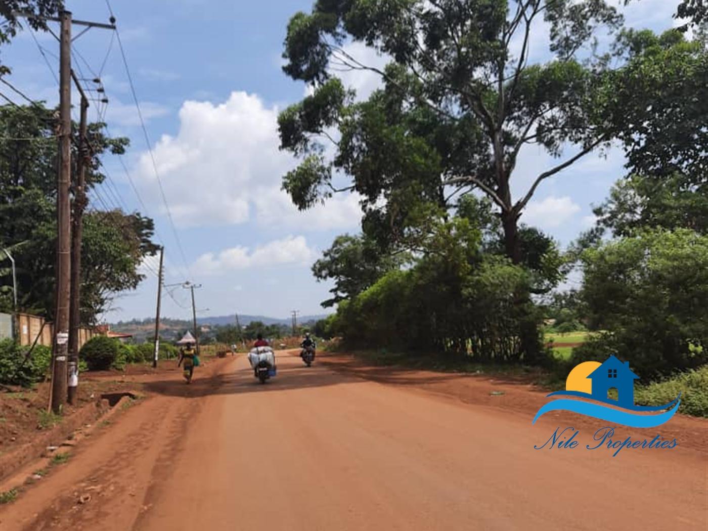 Commercial Land for sale in Walukuba Jinja