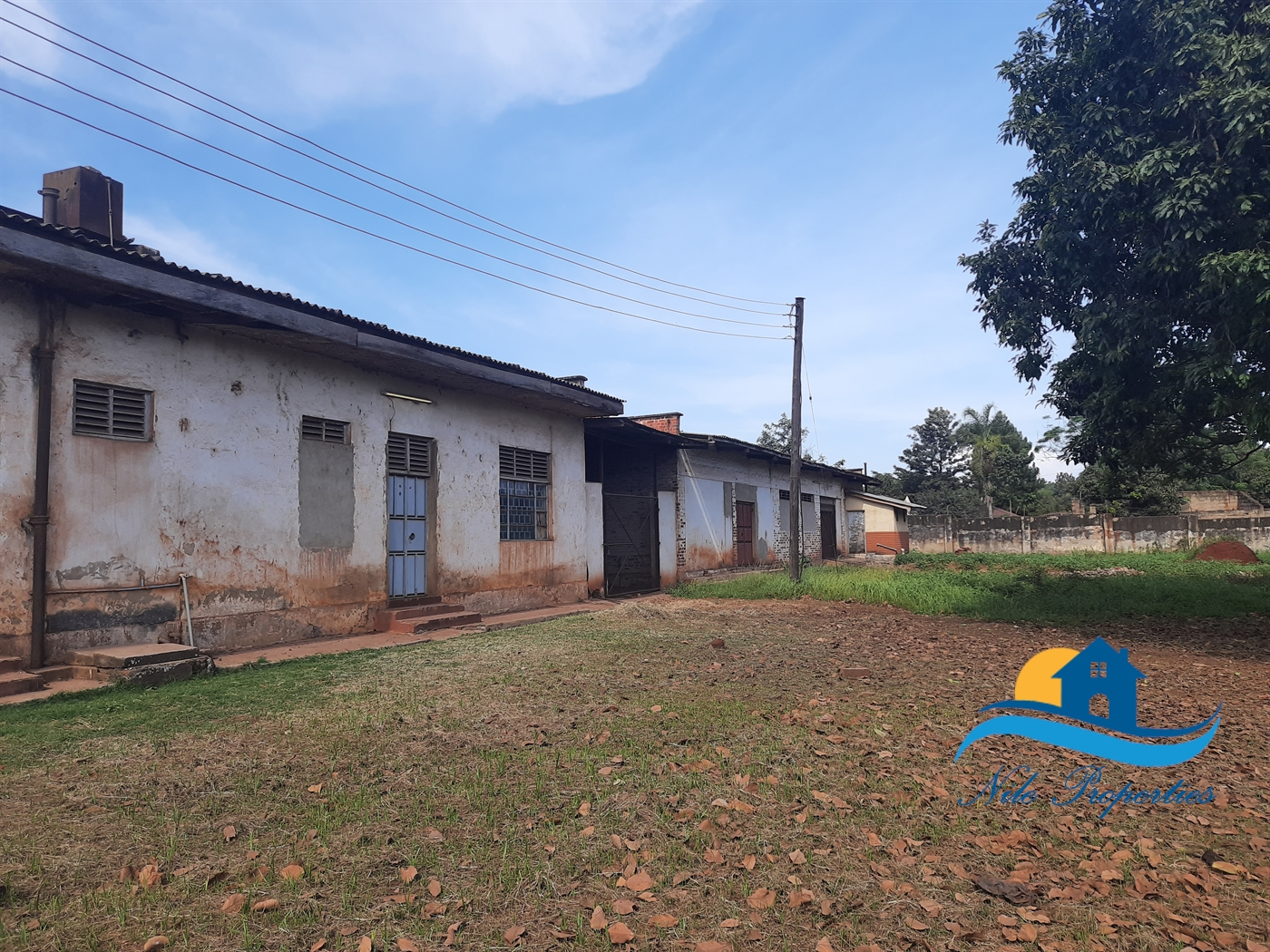 Industrial Land for sale in Industrialarea Jinja