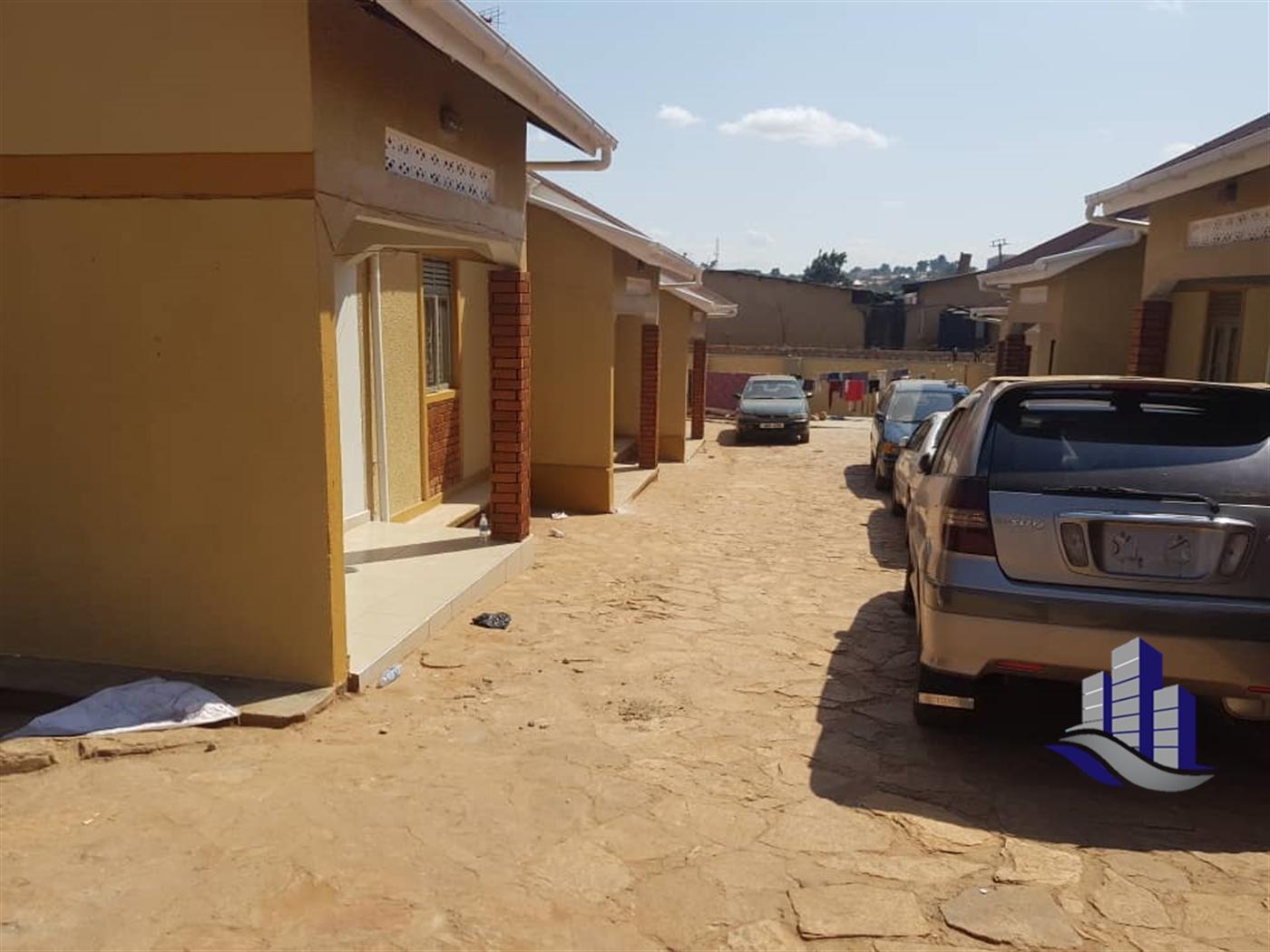 Semi Detached for sale in Kyebando Wakiso
