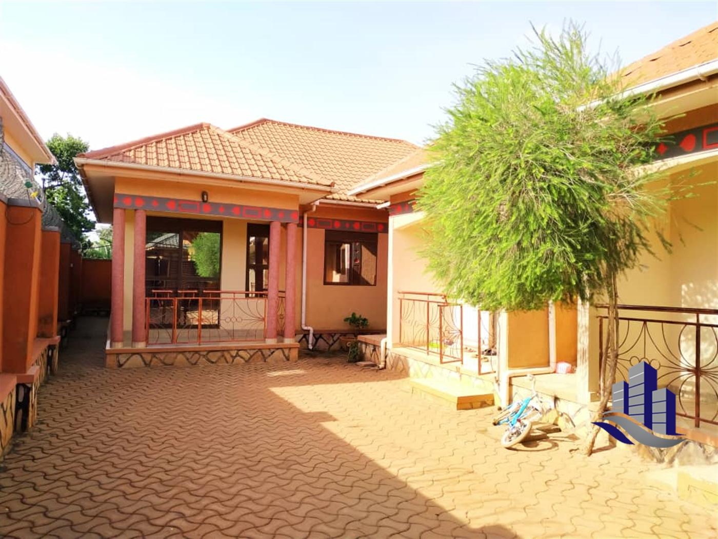 Semi Detached for sale in Kyanja Kampala
