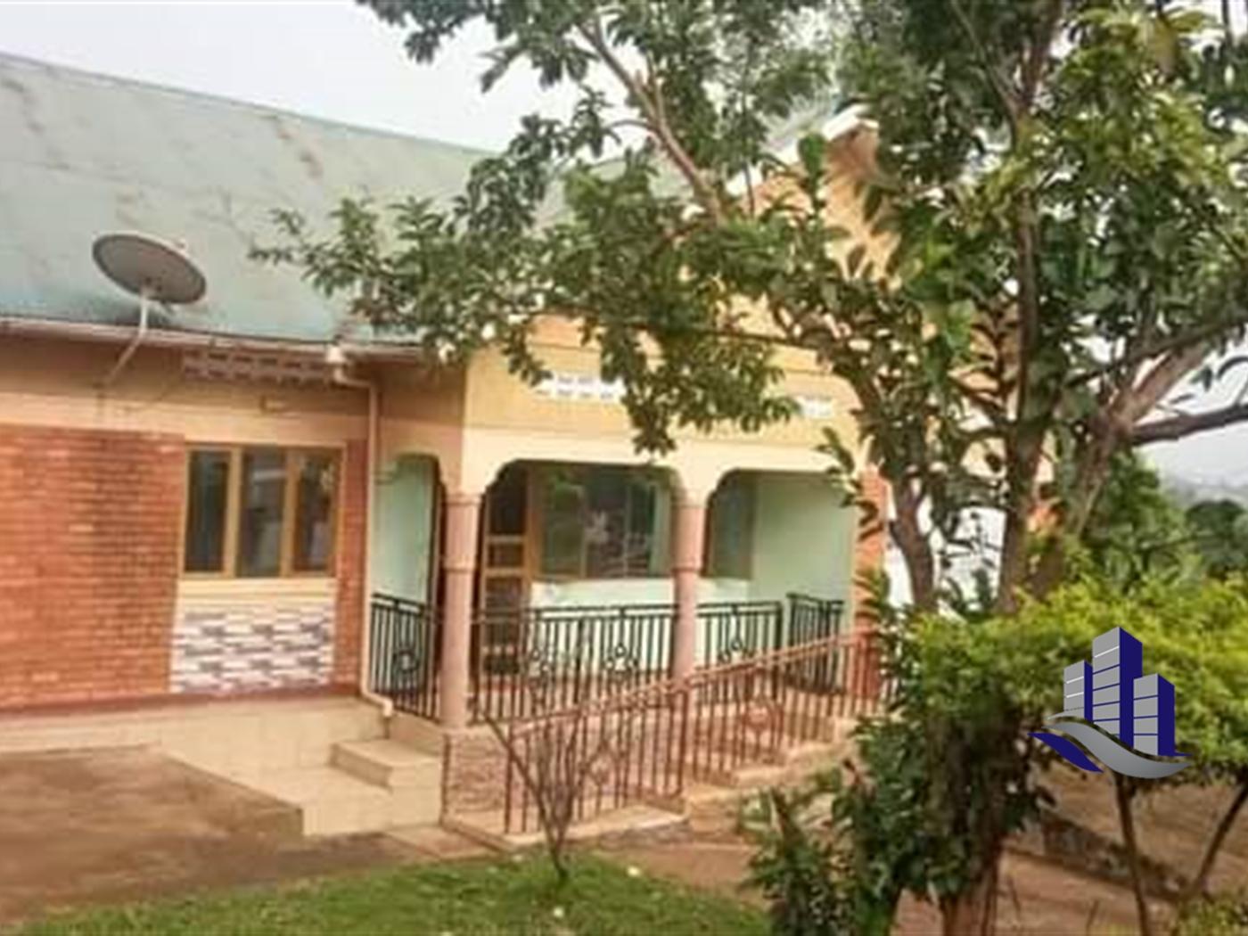 Bungalow for sale in Kasengejje Wakiso