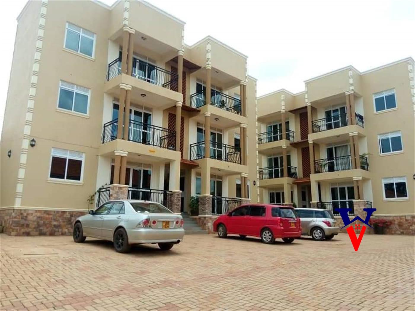 Apartment for sale in Najjeera Kampala