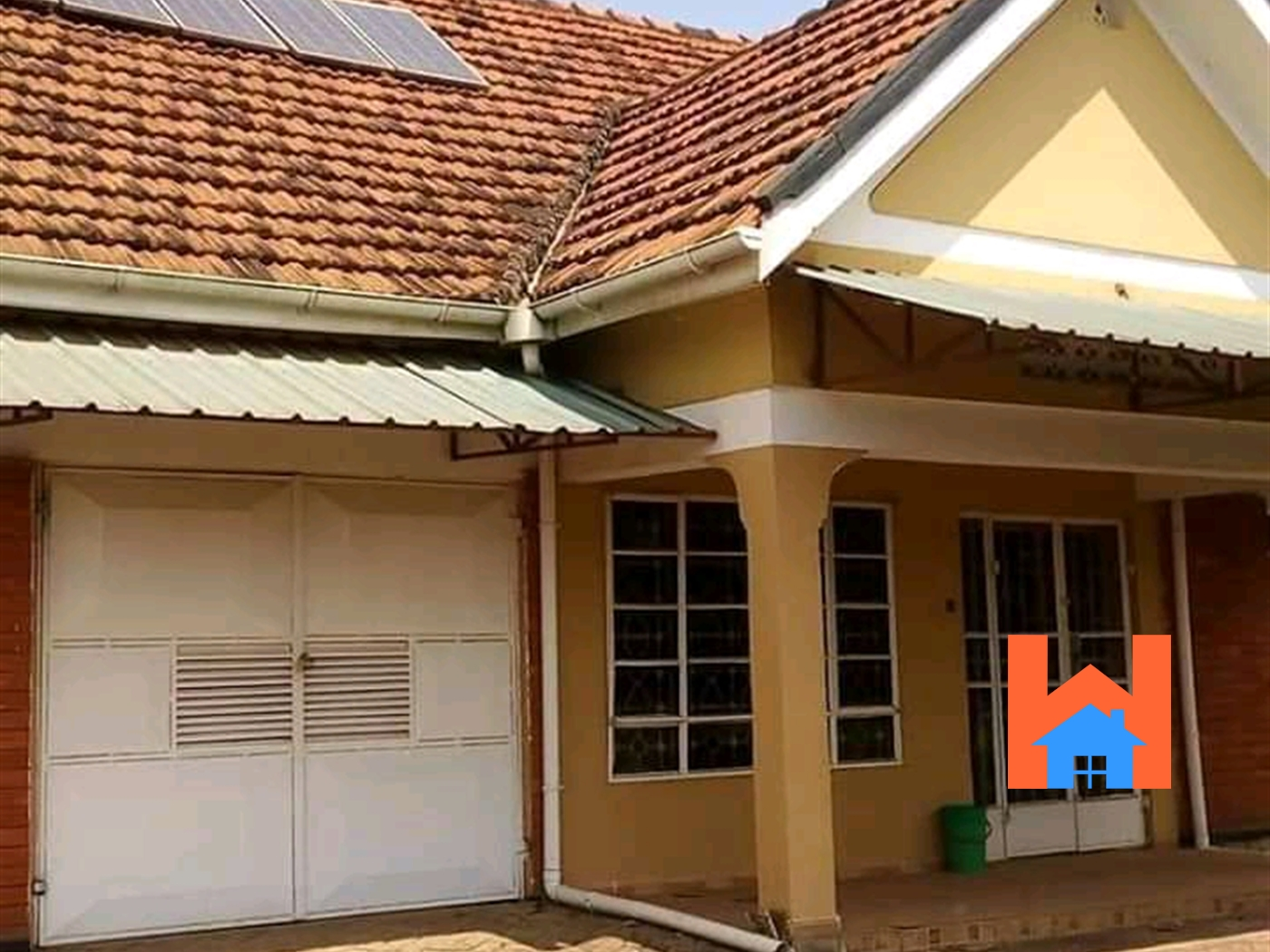 Bungalow for rent in Kisasi Kampala