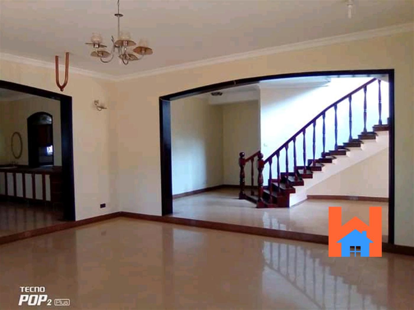 Villa for rent in Kololo Kampala