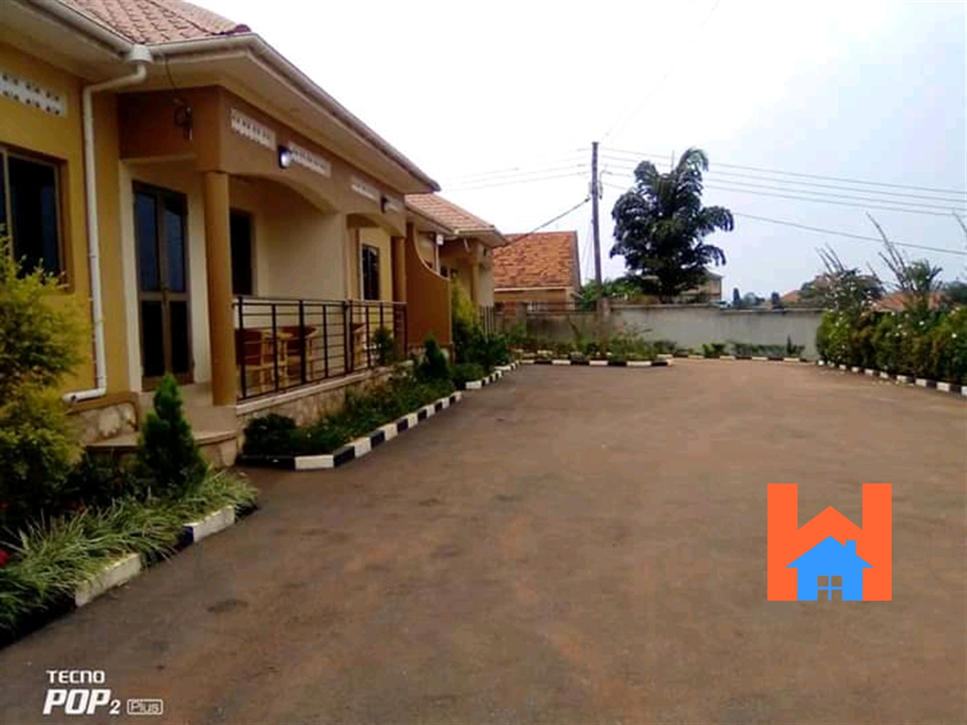 Semi Detached for rent in Ntinda Kampala