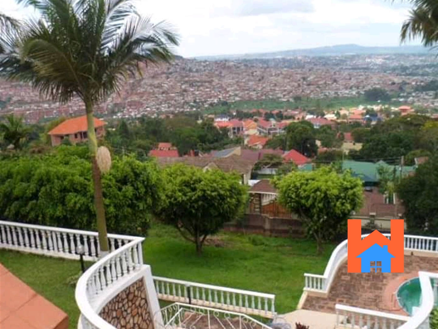 Storyed house for rent in Mbuya Wakiso