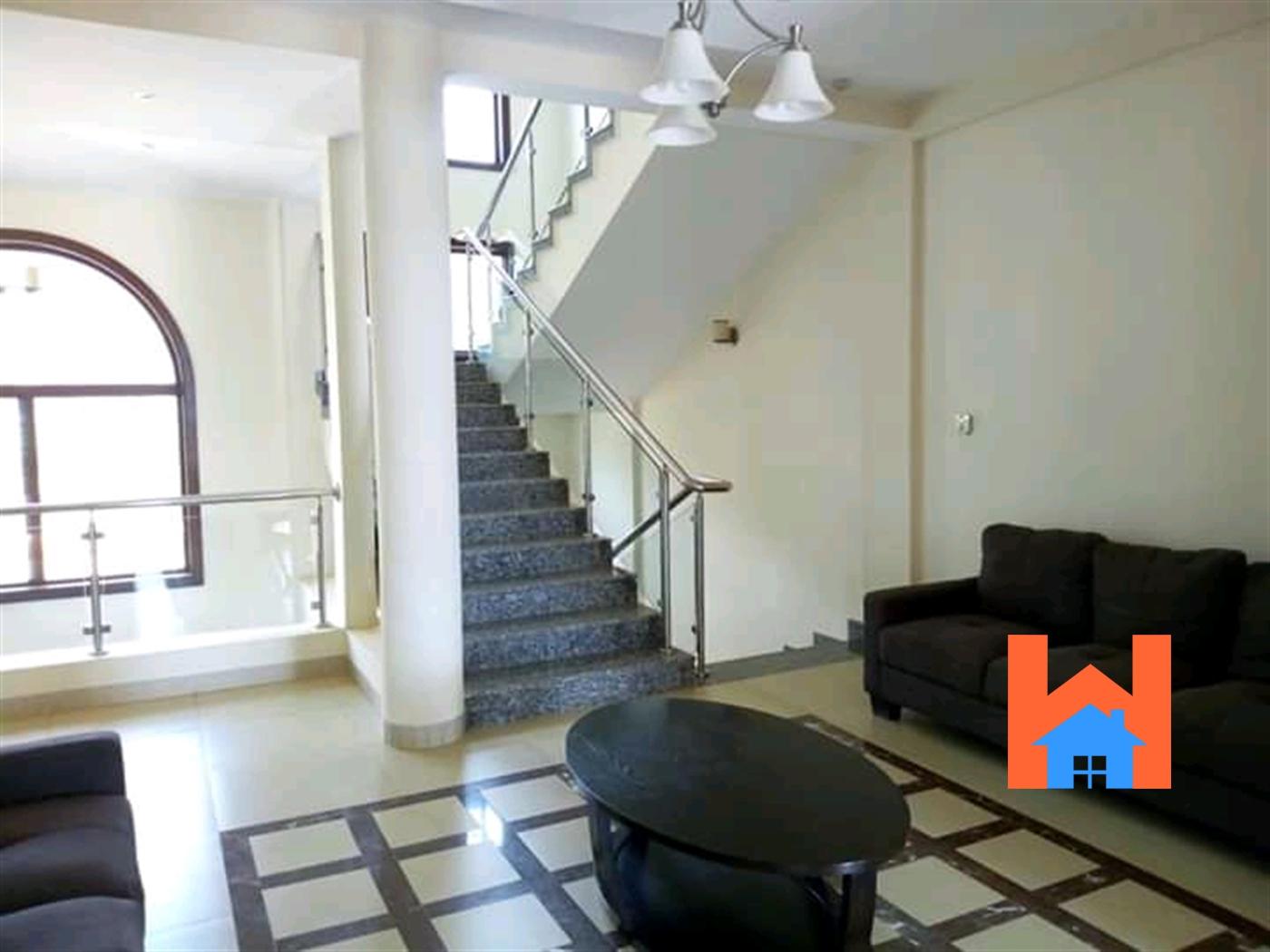 Storyed house for sale in Kigo Wakiso