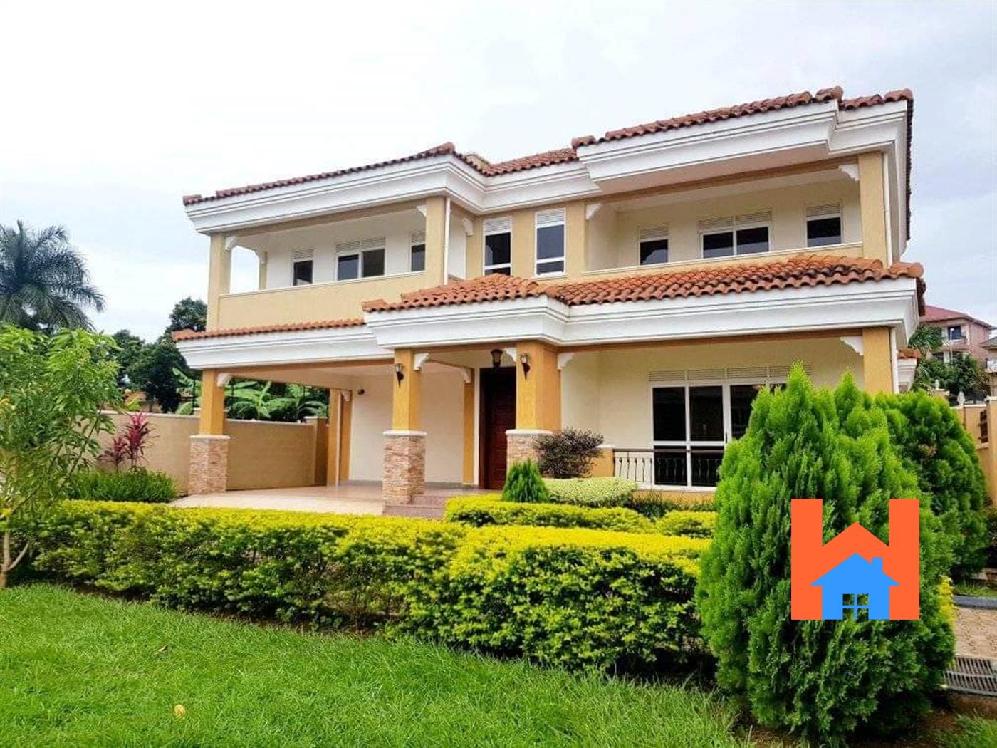 Villa for sale in Munyonyo Kampala