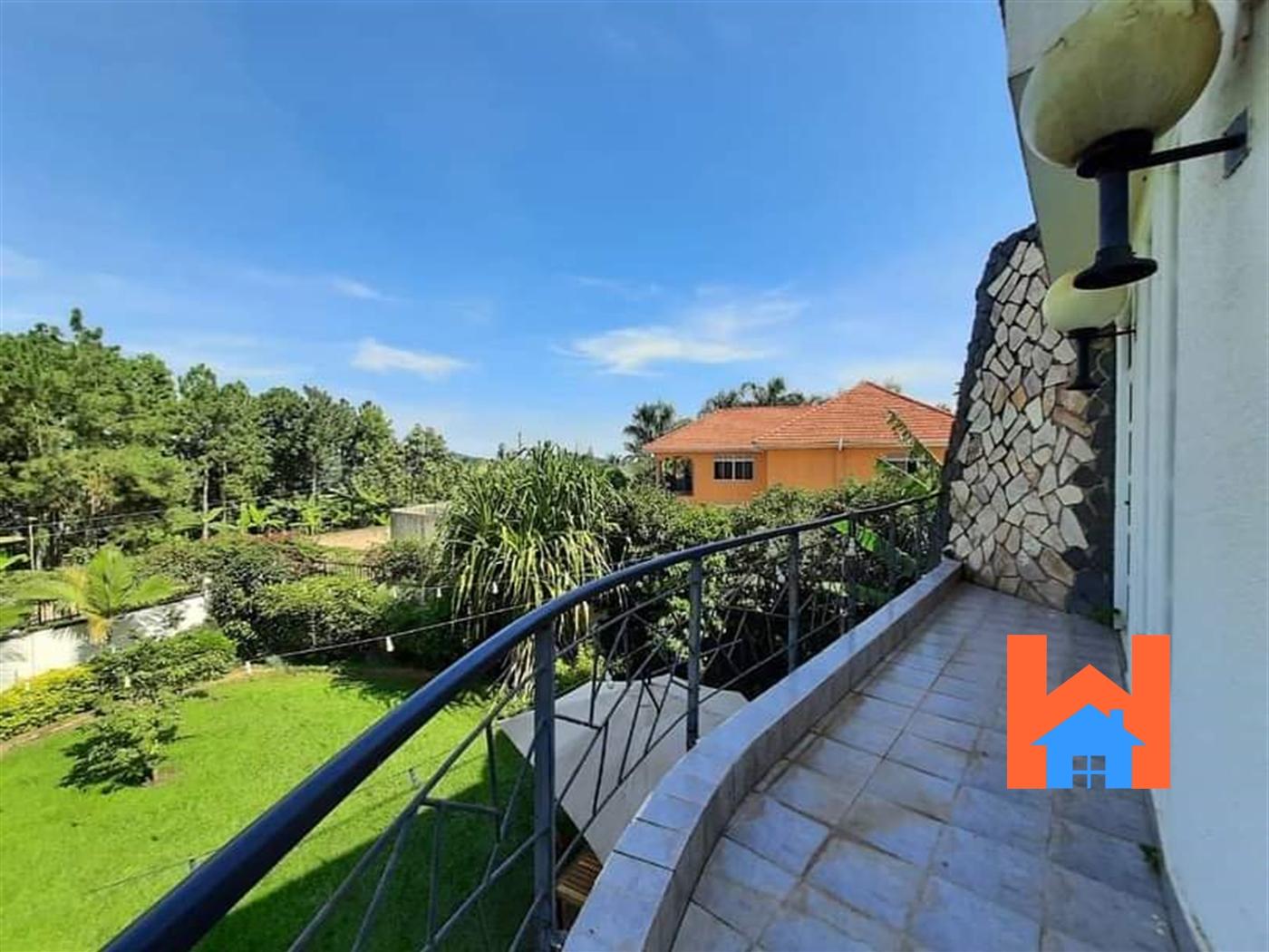 Storeyed house for rent in Bbunga Kampala