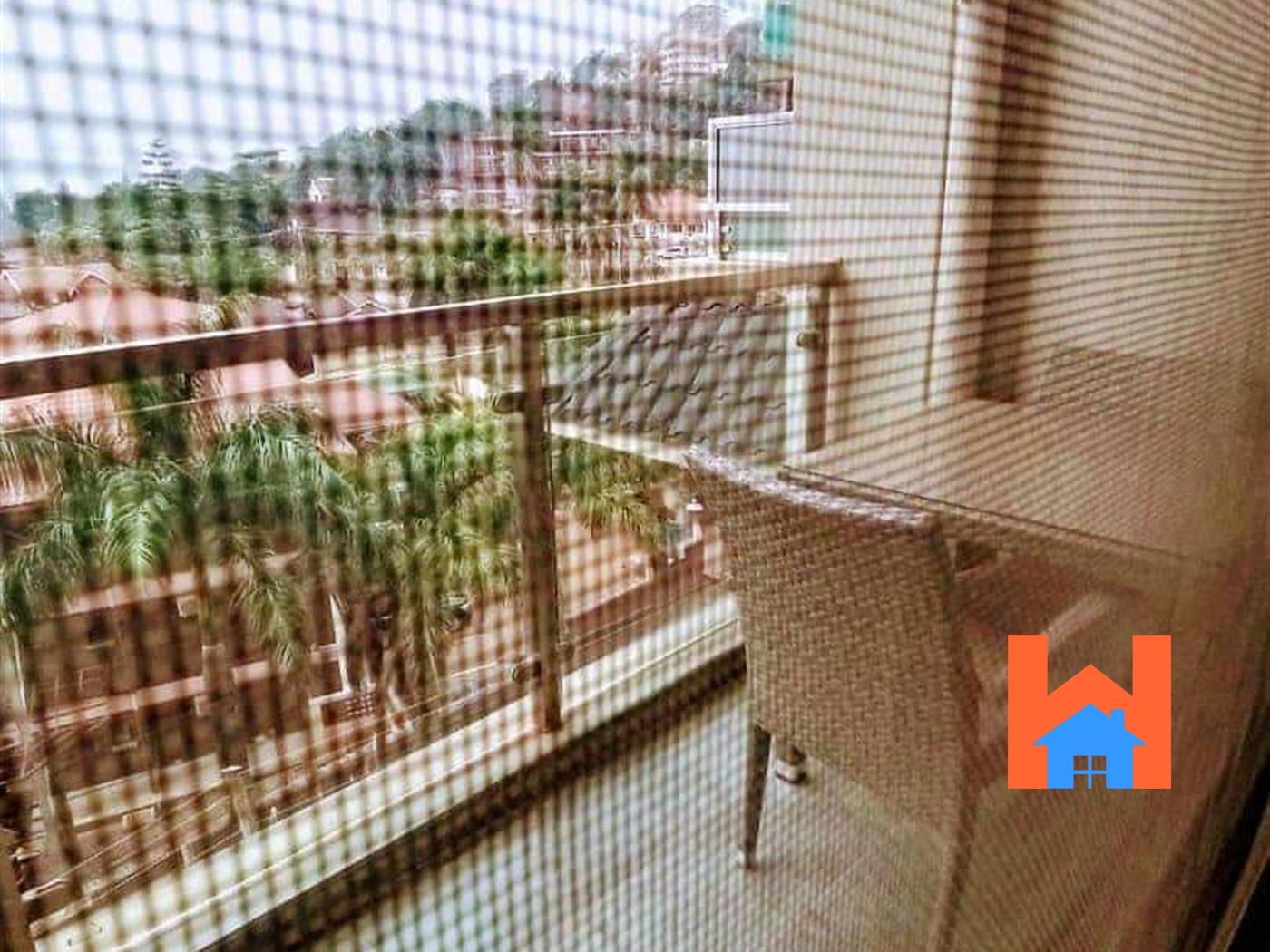 Studio for rent in Naguru Kampala