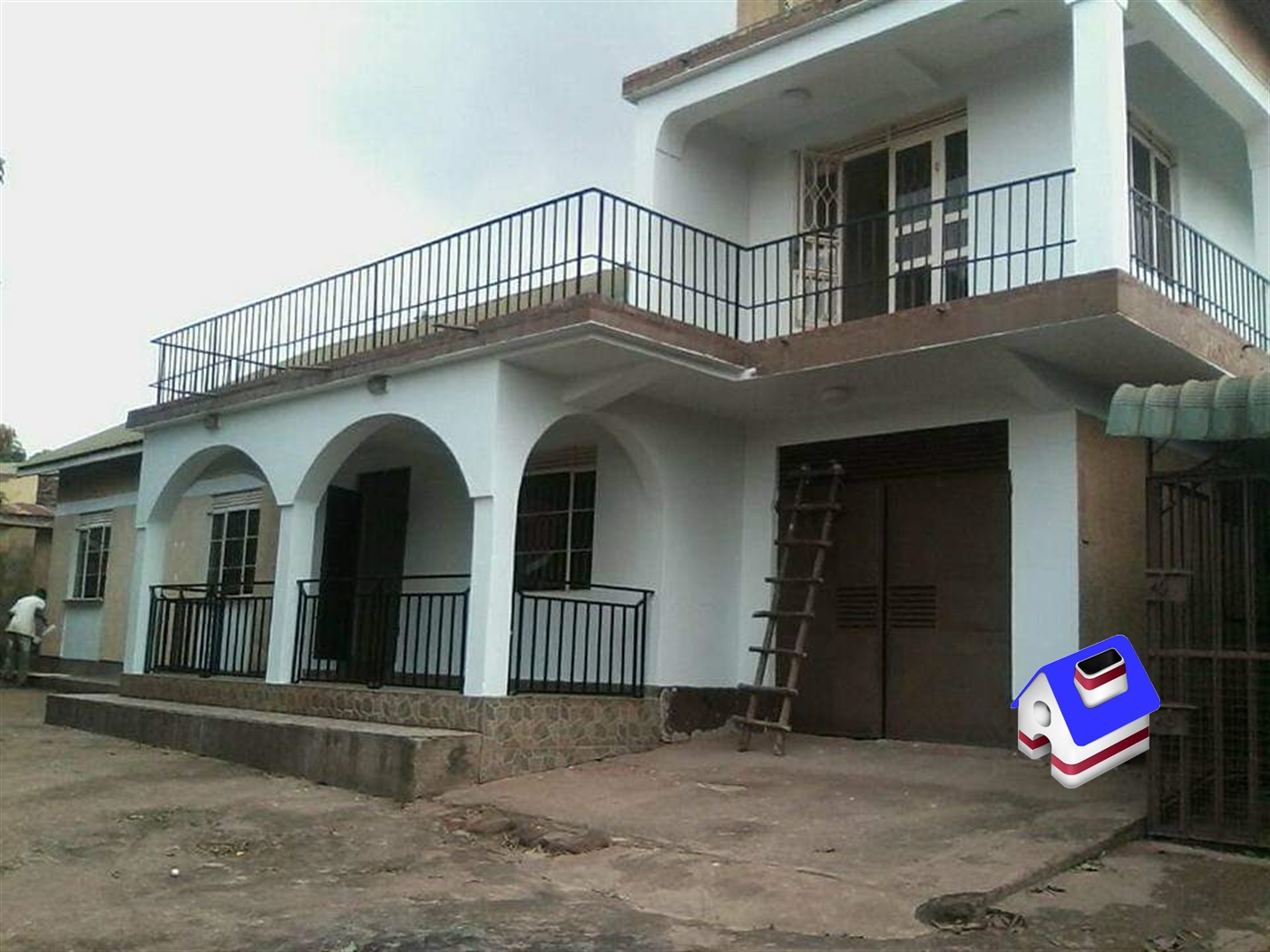 Storyed house for rent in Kiwatule Kampala