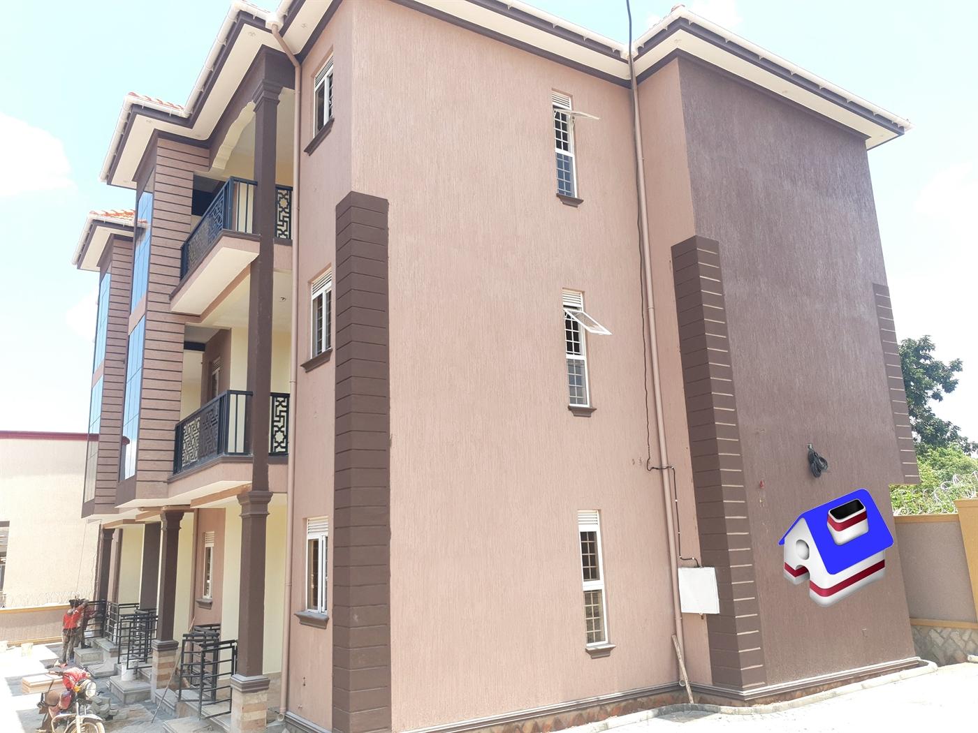 Apartment block for sale in Kyanjja Kampala
