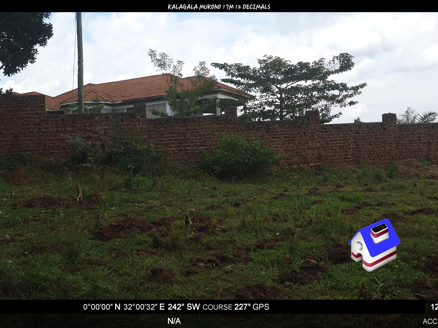 Residential Land for sale in Kalagala Mukono