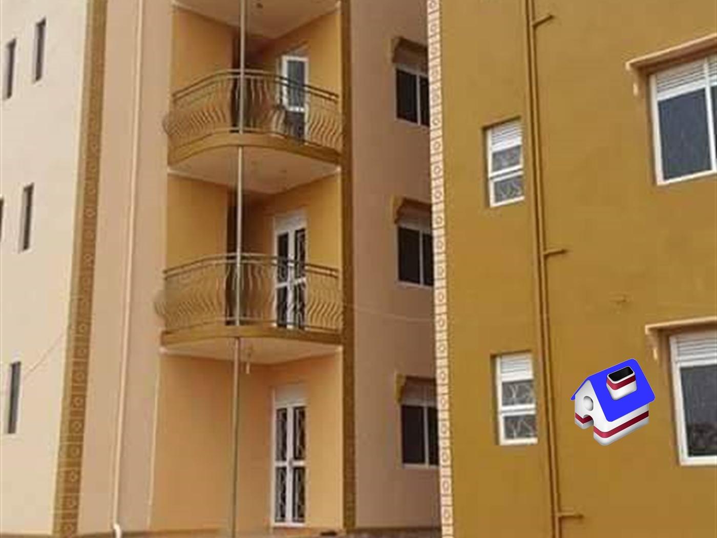 Apartment for rent in Najjeera Kampala