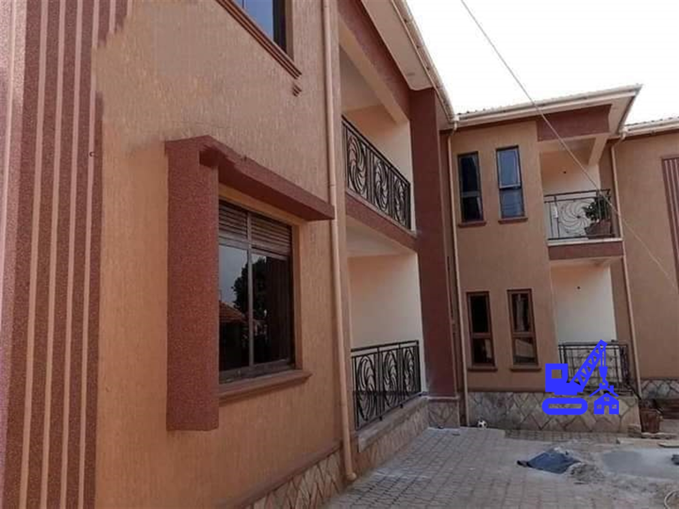 Apartment for rent in Kyanjja Kampala